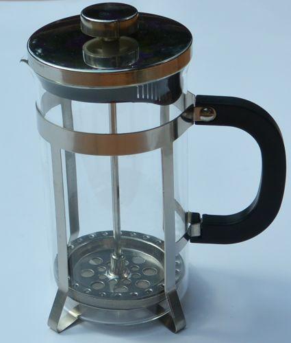 Zaparzacz do kawy i herbaty, srebrny, Ogniora, 350ml