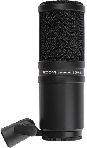 Zoom ZDM-1 - dynamiczny mikrofon wokalny do podcastów