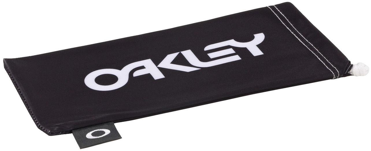 Etui z mikrofibry na okulary Oakley Grips Black (AOO0483MB 000109)