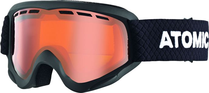 Gogle Atomic Savor Junior Black/Orange