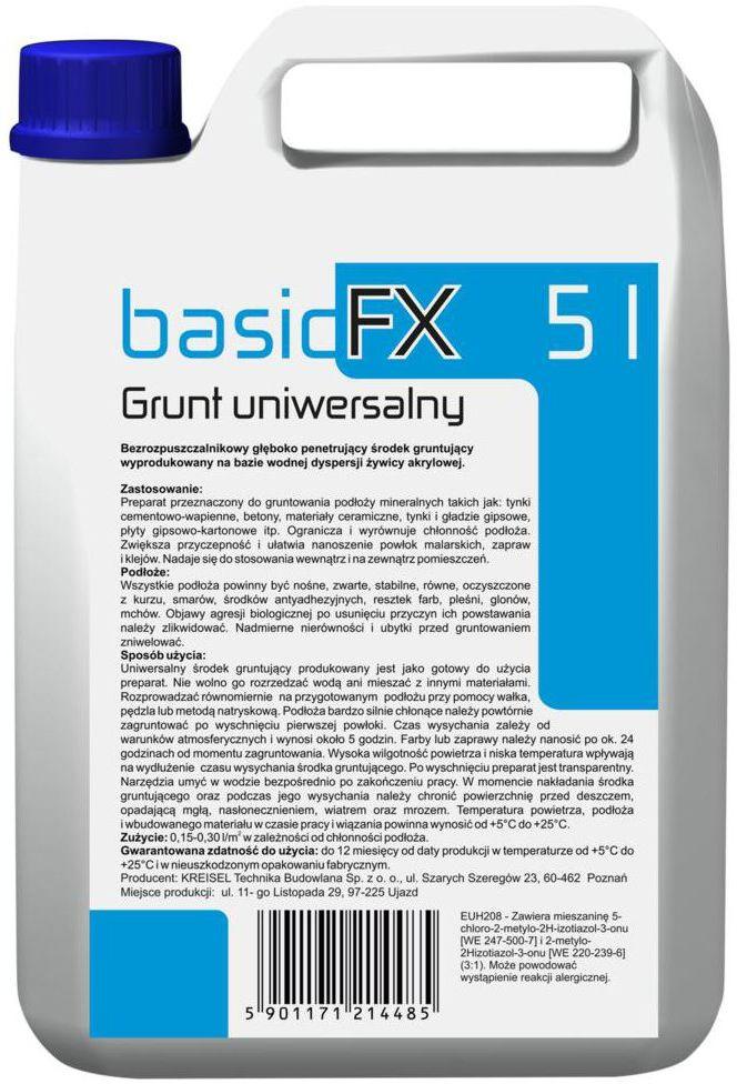 Grunt BASIX FX 5 l KREISEL