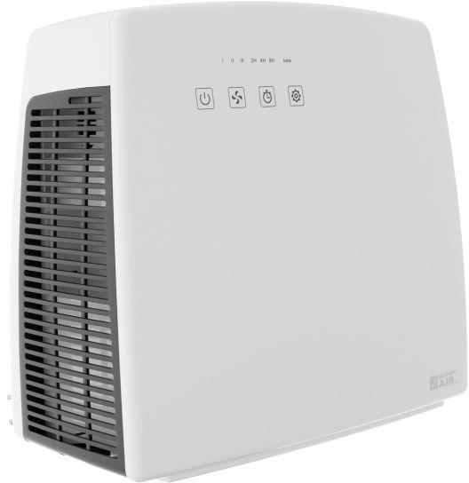 Oczyszczacz powietrza SUPER AIR SA150 BW (20m2) biało-czarny ** WYSYŁKA 24h! **