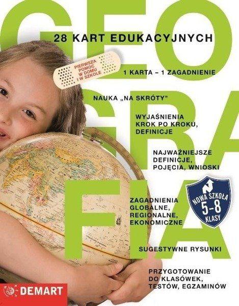 Karty edukacyjne - Geografia