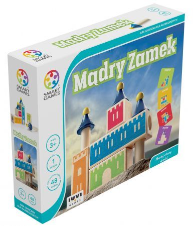 Smart Games Madry Zamek (PL) IUVI Games