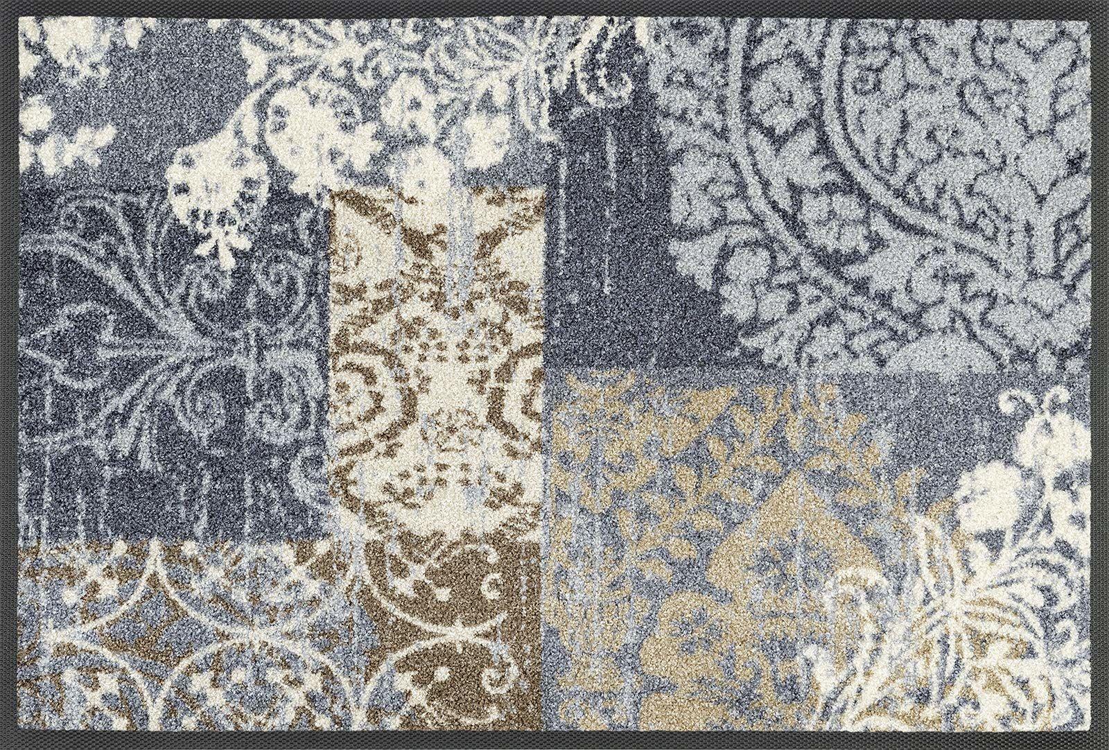Wash + dry wycieraczka szara, 40 x 60 cm