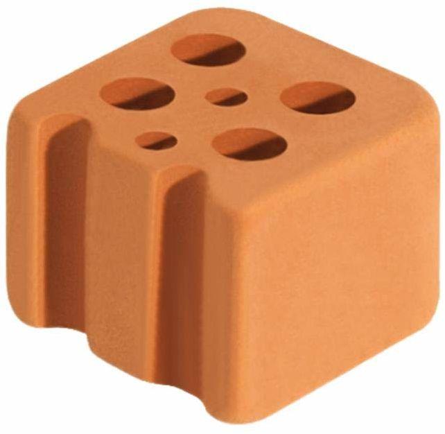 Teifoc T956701 pudełko uzupełniające do pieczenia półzaokrąglone-28, kamień do pieczenia półzaokrąglony 28 sztuk