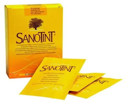 Sanotint Rozjaśniacz do Włosów