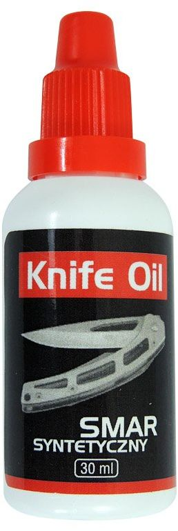 Smar syntetyczny do noży Knife Oil 30 ml