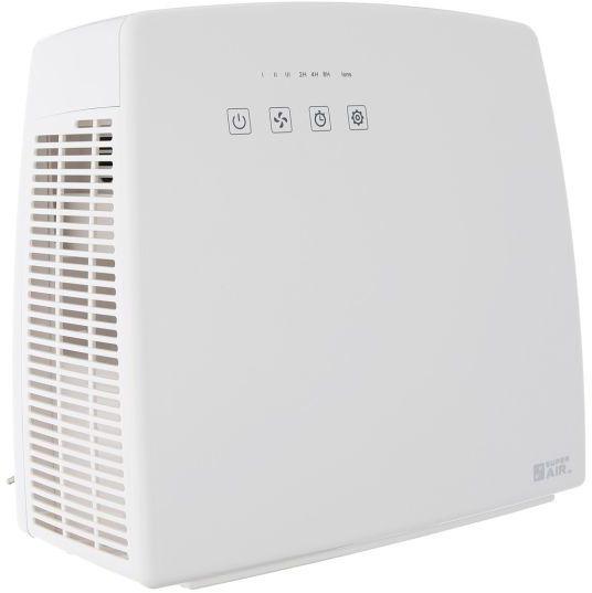 Oczyszczacz powietrza SUPER AIR SA150W (20m2) biały ** WYSYŁKA 24h! **