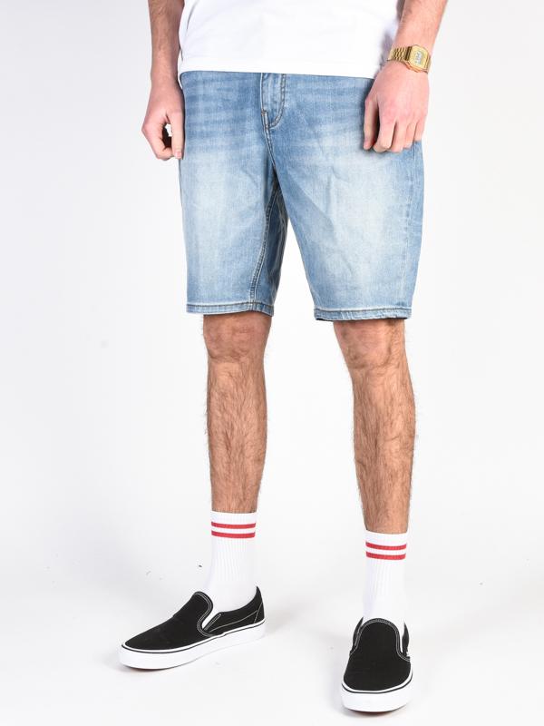 Billabong OUTSIDER DENIM INDIGO BLEACH męskie spodenki jeansowe - 30