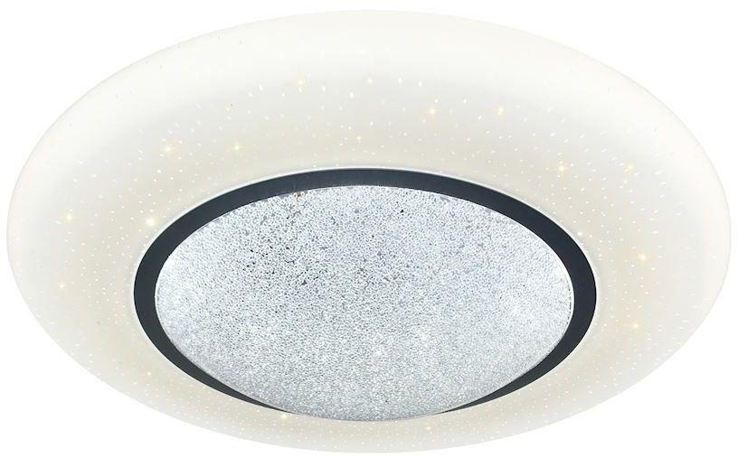 Plafon LED Quasar 1 Biały EK75321 - Milagro // Rabaty w koszyku i darmowa dostawa od 299zł !