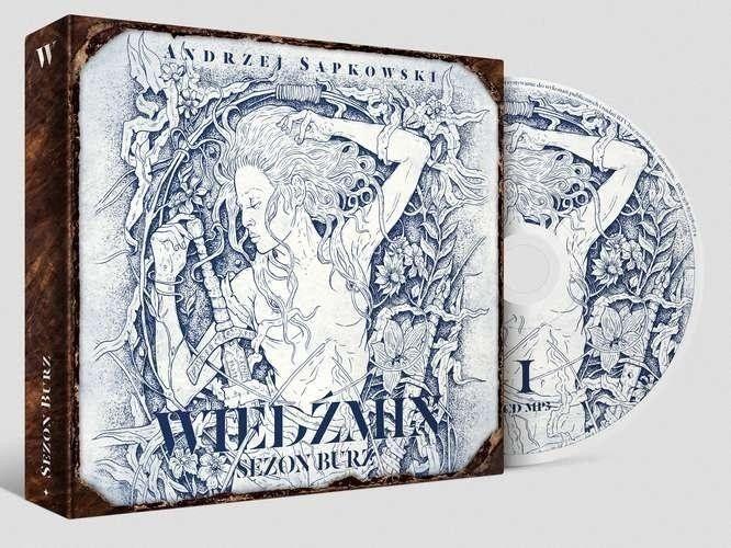 Wiedźmin 6 - Sezon burz Audiobook - Andrzej Sapkowski