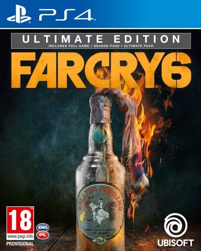 Far Cry 6 Ultimate Edition PS 4