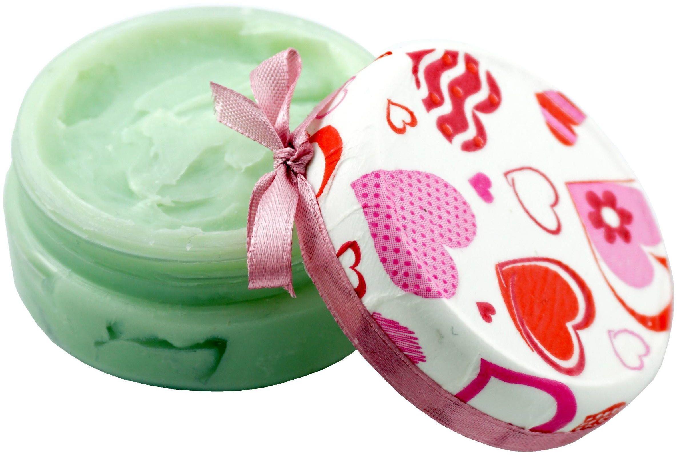 Balsam z masłem Shea Zielona Herbata - 100g - Lavea