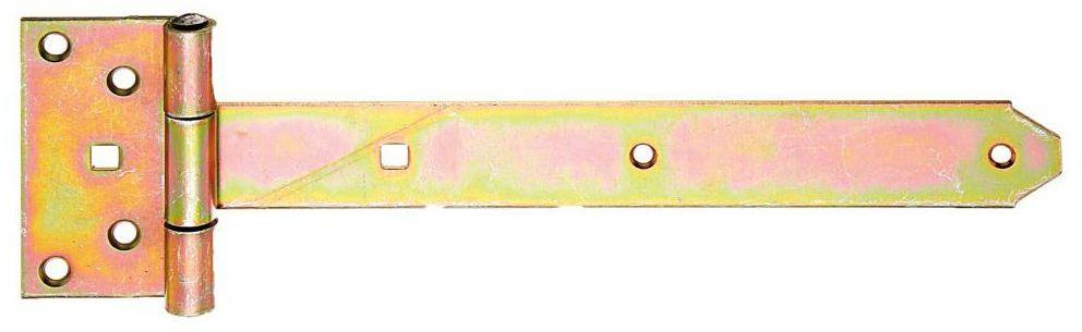 Zawias krzyżowy 300 x 110 mm przykręcany ocynkowany