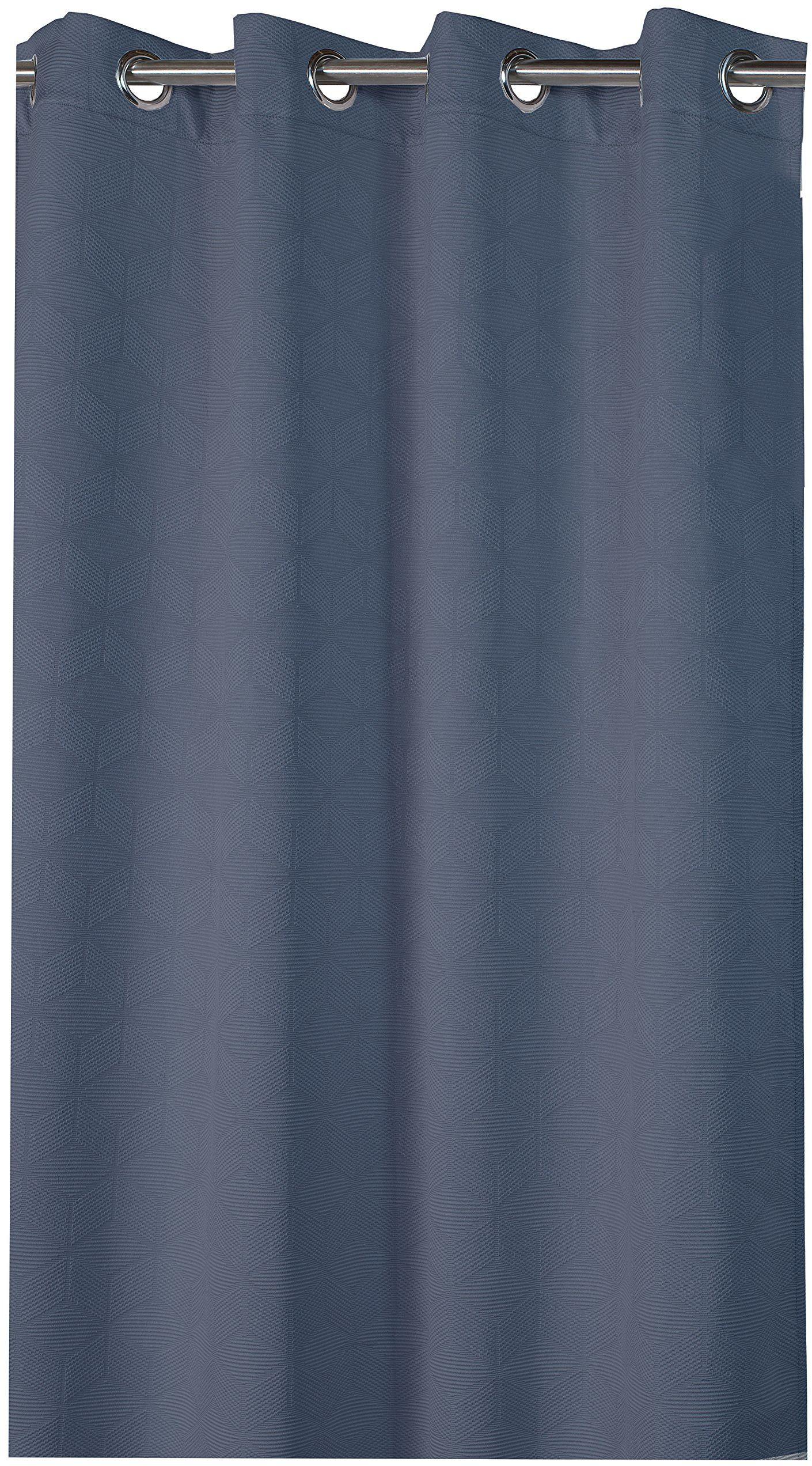 Himmel Francja pokrowce na meble, poliester bawełna, niebieski, 260 x 140 cm