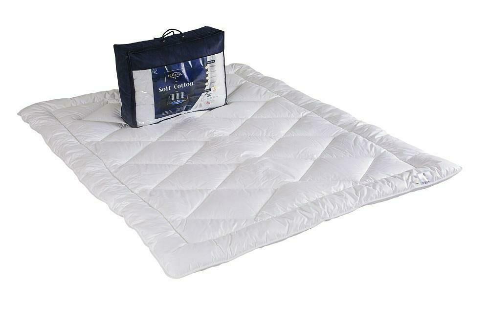 Kołdra antyalergiczna 160x200 Imperial Soft Cotton Duo biała AMW