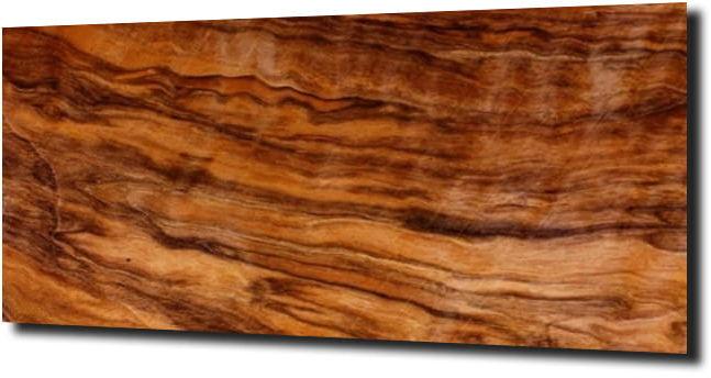obraz na szkle Drewno deska palisander 48 120X60