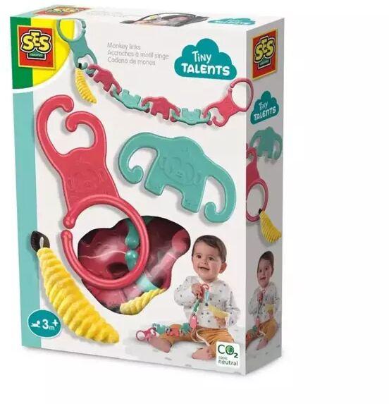 Kreatywna zabawa - małpki chwytające się za łapki - SES NL