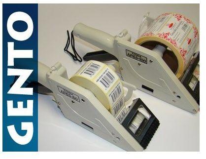 Aplikator dyspenser etykiet TOWA AP65/100