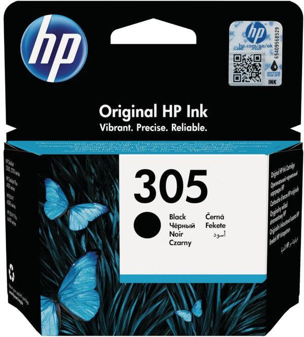 oryginalny atrament HP 305 [3YM61AE] black