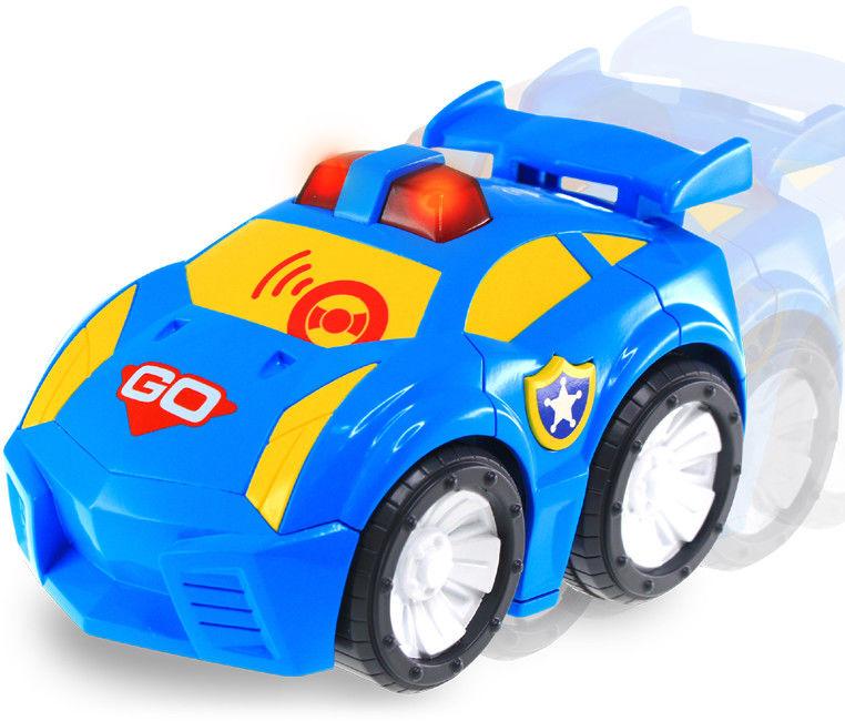 Dumel Odjazdowe Autko Policja 45327 C