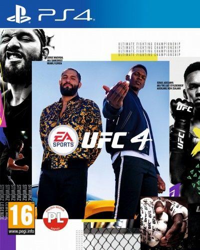 UFC 4 PS 4