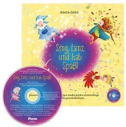 Sing, tanz und hab Spaß! ZAKŁADKA DO KSIĄŻEK GRATIS DO KAŻDEGO ZAMÓWIENIA