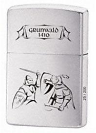 Zapalniczka Zippo Grunwald 1410-2010 Limitowana Edycja