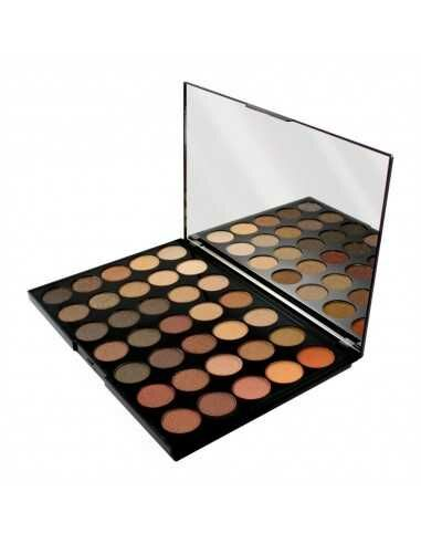 Makeup Revolution PRO HD Amplified paleta 35 cieni Direction