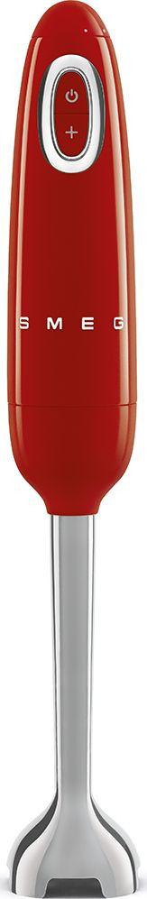 Blender Smeg Blender ręczny czerwony Smeg HBF01RDEU