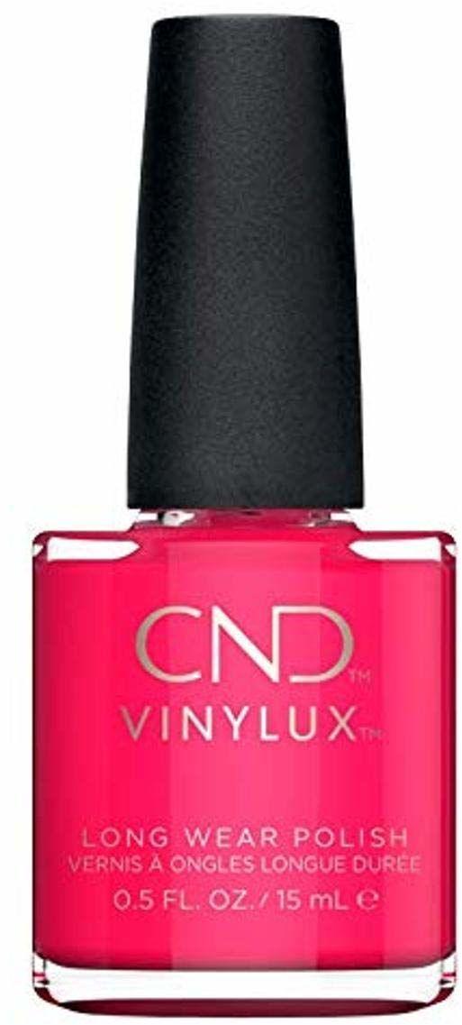 CND Vinylux Long Wear lakier do paznokci (nie wymaga lampy), 15 ml, czerwony, offbeat