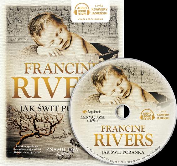 Jak świt poranka tom III Znamię lwa - Francine Rivers - Audiobook CD/MP3