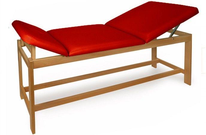 Leżanka drewniana RELAX MAX II