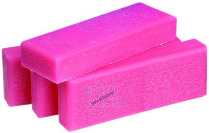Smar serwisowy Holmenkol Riegel Pink kostka 190g