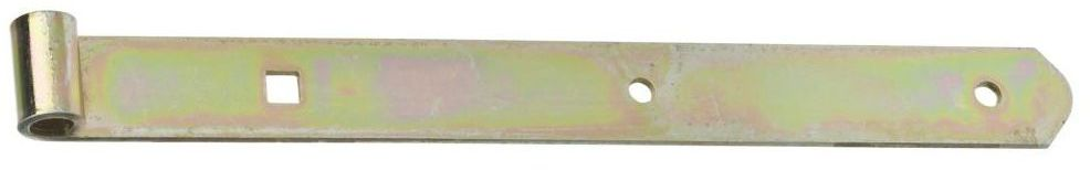 Zawias pasowy 300 x 30 mm przykręcany ocynkowany