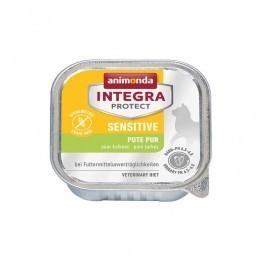 ANIMONDA Integra Sensitive Cat 100 g z indykiem
