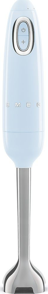 Blender Smeg Blender ręczny pastelowy błękit Smeg HBF01PBEU