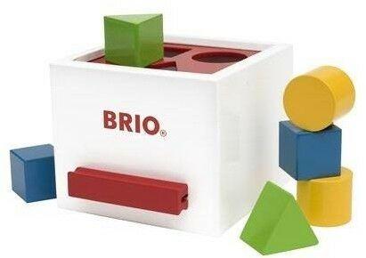 BRIO - Brio Drewniany Sorter Kształtów