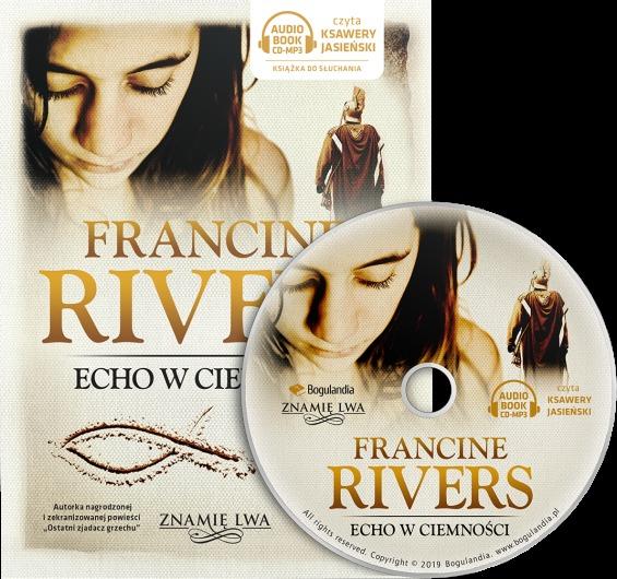 Echo w ciemności tom II Znamię lwa - Francine Rivers - Audiobook CD/MP3