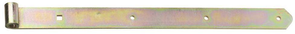 Zawias pasowy 500 x 40 mm przykręcany ocynkowany