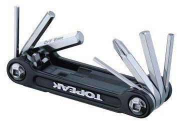 Zestaw narzędzi/kluczy (scyzoryk) Topeak Mini 9 PRO 9 w 1