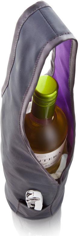 Torba na wino szara