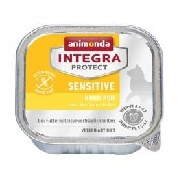 ANIMONDA Integra Sensitive Cat 100 g z kurczakiem