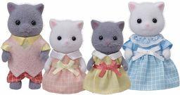 Sylvanian Families 5455 perski kot rodzina lalki