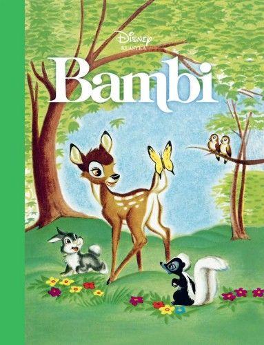 Disney klasyka. Bambi. Nostalgia