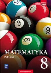 Matematyka podręcznik dla klasy 8 szkoły podstawowej 178824 832/5/2018 ZAKŁADKA DO KSIĄŻEK GRATIS DO KAŻDEGO ZAMÓWIENIA