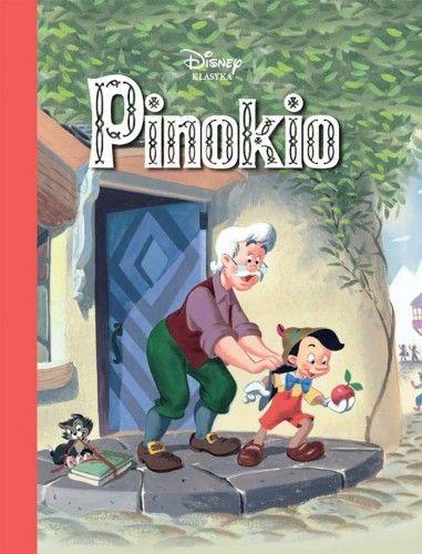 Disney klasyka. Pinokio. Nostalgia