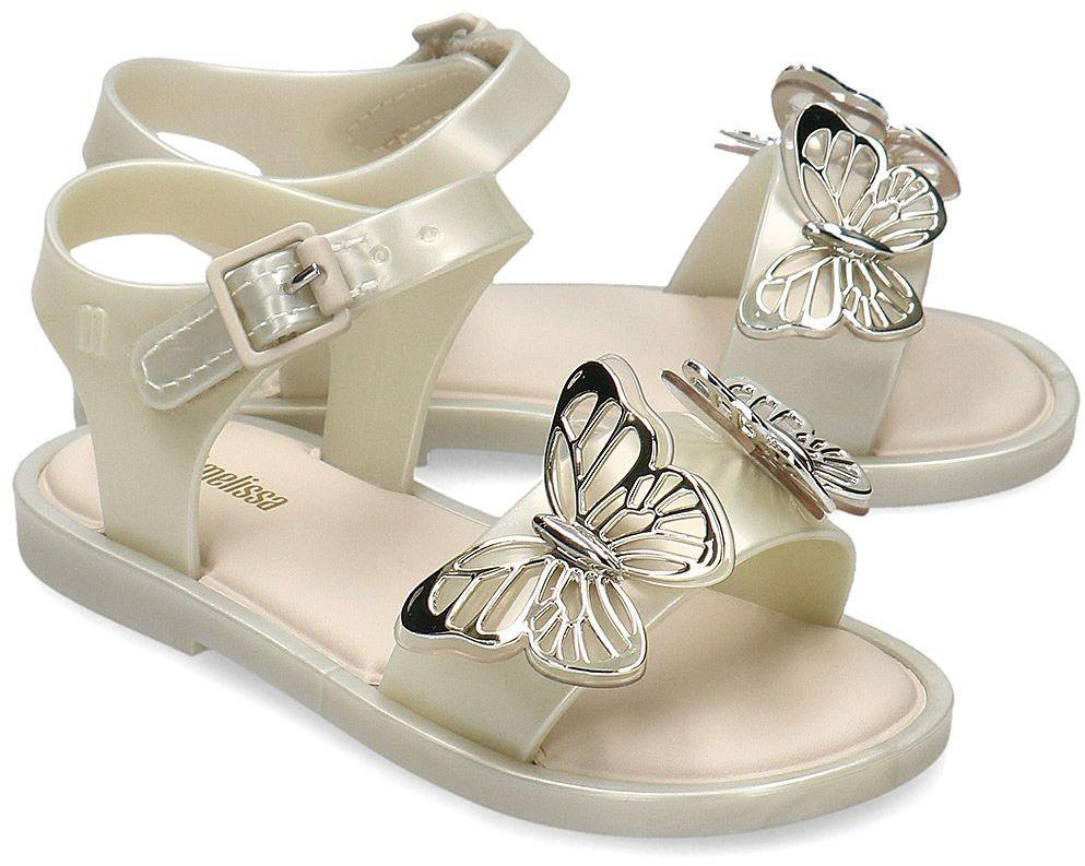 Melissa Mar Sandal Fly - Sandały Dziecięce - 32746 53609 - Złoty