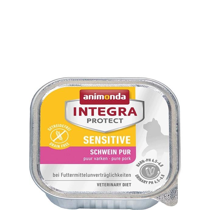 ANIMONDA Integra Sensitive Cat 100 g z wieprzowiną